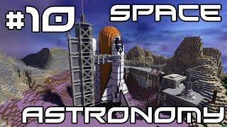 Minecraft Space Astronomy - Diamonds! #10