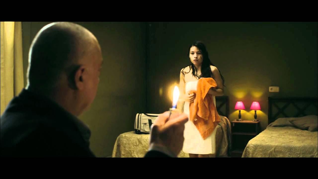 Pelicula la robe du soir espanol