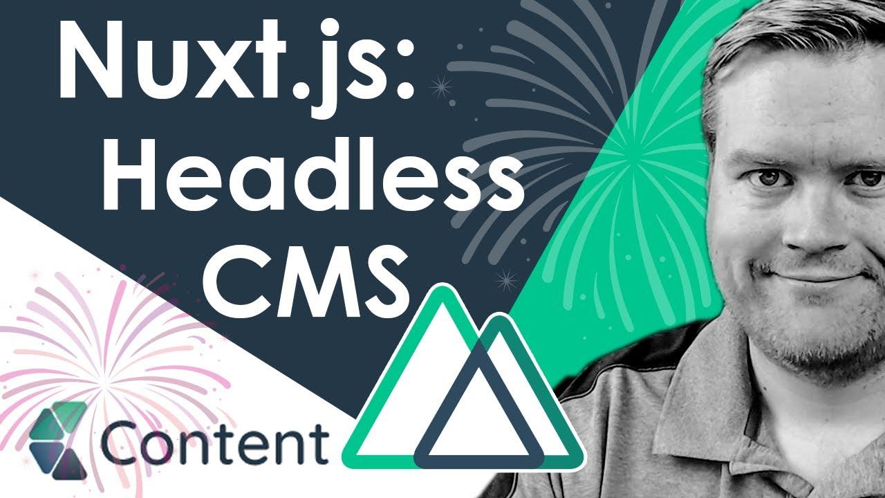 Nuxt.js Content Tutorial, Nuxt.js Auto-Import Tutorial