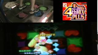 Dance Dance Revolution 4th Mix+ Solo - In the Heat of the Night