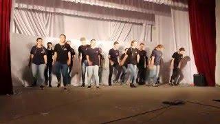 Тимуровцы. Танец