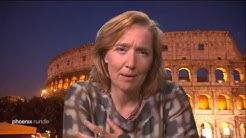 """""""Europa in der Coronakrise - Ist sich jeder selbst der Nächste?"""" - phoenix runde vom 23.04.2020"""