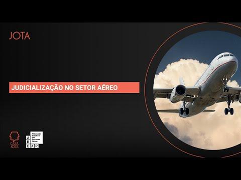 Agenda Abear 2021 e judicialização no setor aéreo   25/02/21