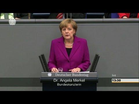 Merkel blasts 'unacceptable' attacks on Britain over Juncker
