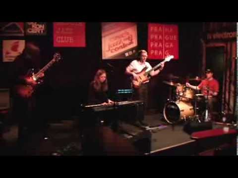 Fluid Culture - Live at Reduta Jazz Club - Czech Jazz Contest 2013
