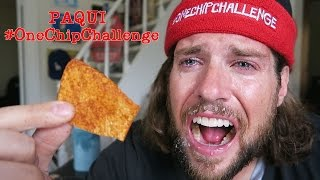 the hottest tortilla chip in the world onechipchallenge   l a beast