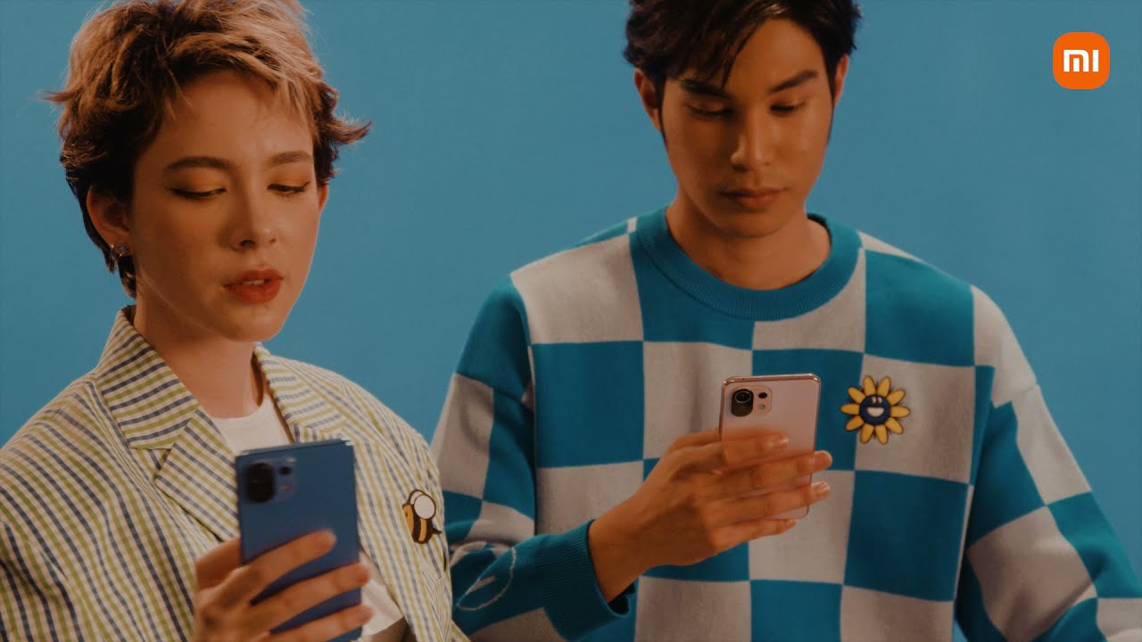 Xiaomi 11 Lite 5G NE #OwnYourStyle