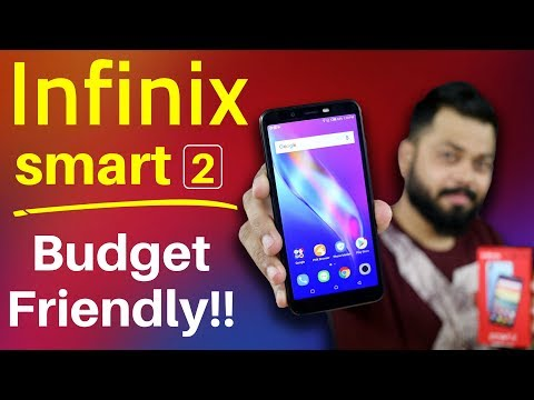 Infinix Smart 2 Unboxing & Review | Tough Competition to Redmi 5A?