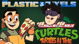 Let's Play TMNT Turtles in Time (SNES) - From Plastic to Pixels