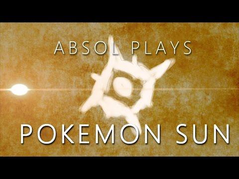 387 - Absol Plays Pokemon Sun: A Movie