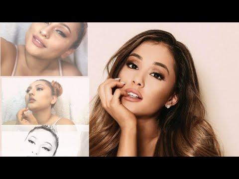 Ariana Grande Inspired Makeup thumbnail