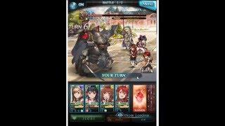 [Granblue Fantasy] Sakura Taisen Collab Characters