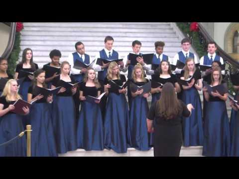 B-R Choir Holiday Carol Sing Along at State House