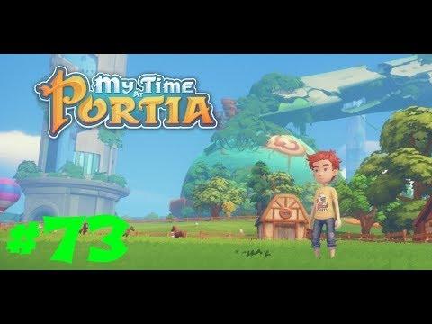 My Time At Portia Часть 73 Второй ключ