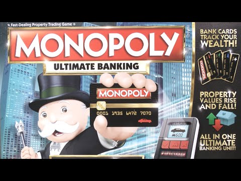 Monopoly Ultimate Banking From Hasbro