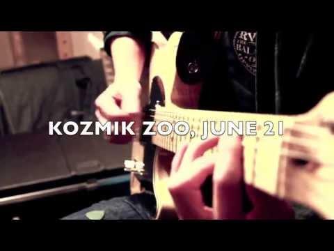 PaperTrails - KOZMIK ZOO PROMO