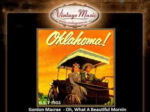 02   Gordon Macrae    Oh, What A Beautiful Mornin Oklahoma OST VintageMusic es