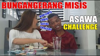 MARGEL MAG-ASAWA CHALLENGE part 1 | BUNGANGARA SI MISIS | SY Talent Entertainment
