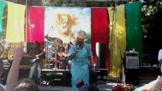 Sister Carol - Black Cinderella (LIVE @ Reggae On The River 2010)