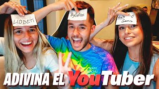 ADIVINA EL YOUTUBER CON MARTA Y GEMMA - TheGrefg