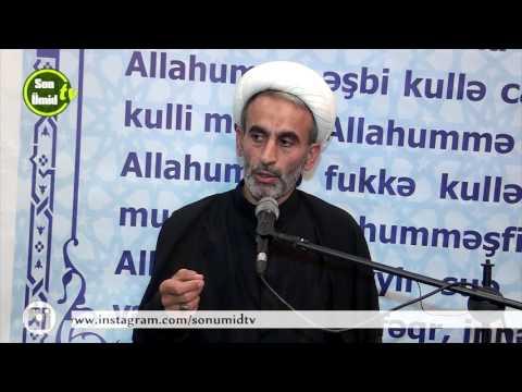 Hacı Əhliman Qadr gecəsi 28062016