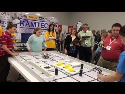 PH Robotics - OETC Botball Match 3