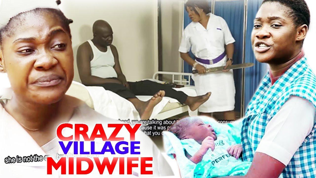 Download Crazy Village Midwife Season 3&4 - Mercy Johnson 2019  Latest Nigerian Nollywood Movie