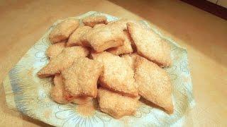 Выпечка Печенье Сахарное.Быстро!Просто!Вкусно!Печиво.Ciastka