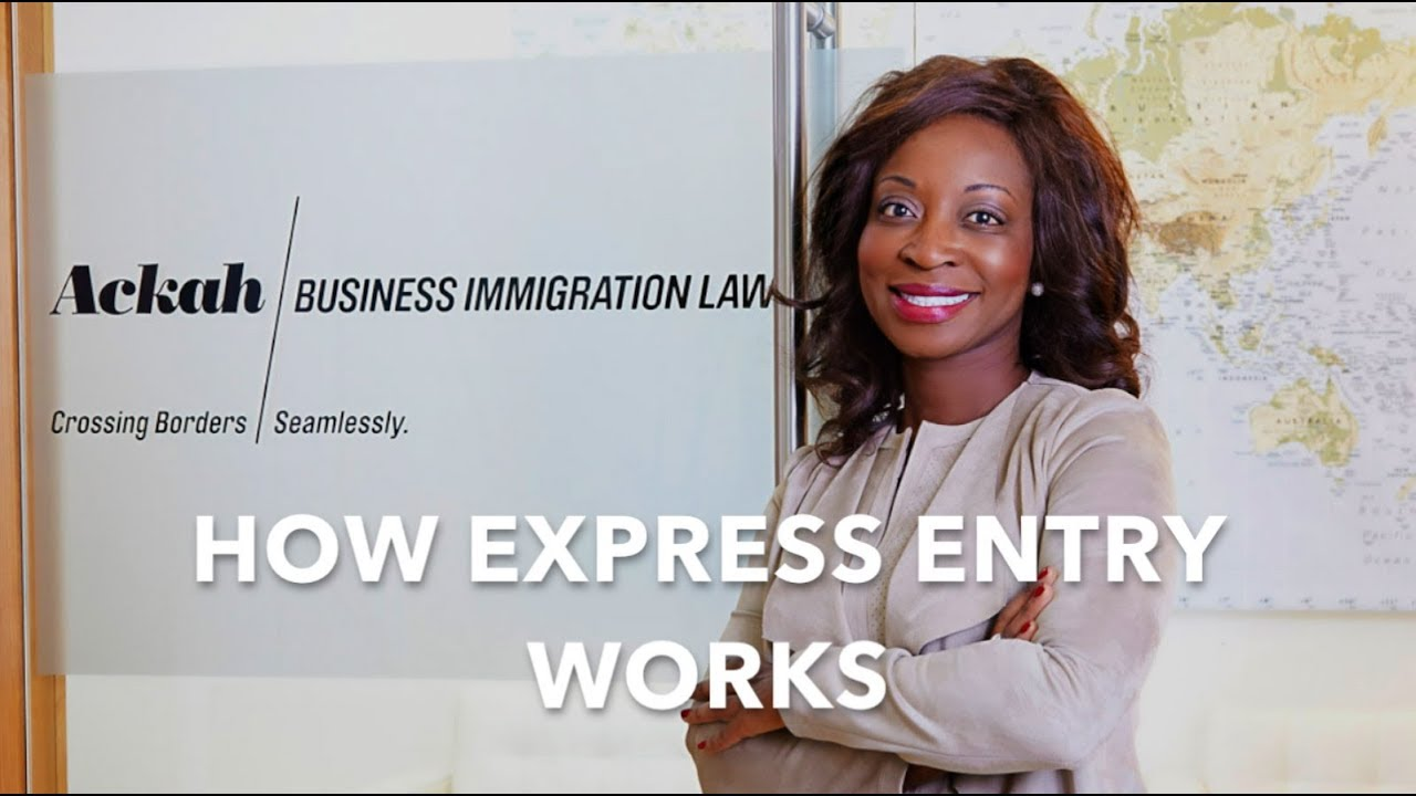How a Canada Job Offer Can Lead to Permanent Residence - Ackah Law