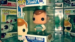 FREDDY FUNKO FUNKLUB POP VINYL