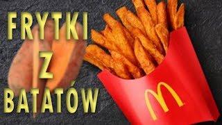 Frytki z Batatów z McDonald's - Przepis