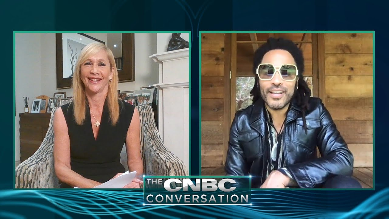 Lenny Kravitz on racism, life lessons, Lisa Bonet and Let Love Rule!