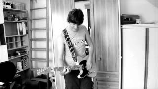 Nickelback- Don´t ever let it end (Guitarcover by Lennart)