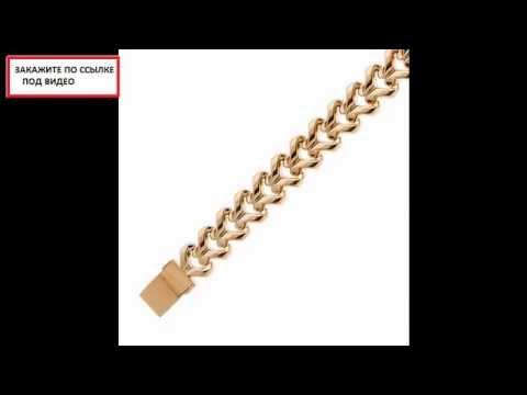 Золотые браслеты мужские