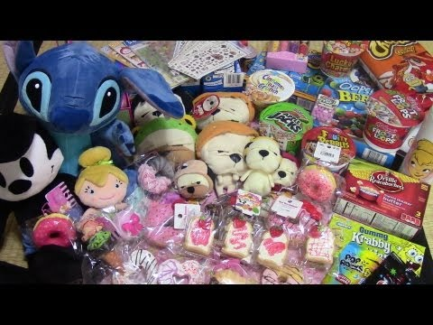 BIRTHDAY PACKAGE FROM TOOTOOKAWAII