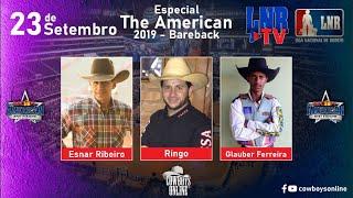 Programa LNR TV 23/09/2020 The American 2019 - Bareback
