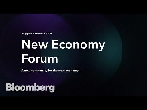Bloomberg New Economy Forum: Day One