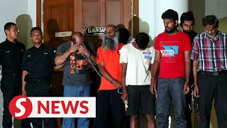 Six sent to the gallows for murder of Kevin Morais