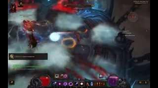 [Diablo 3 RoS] Malthael kill on T6. SOLO Wizard (70)