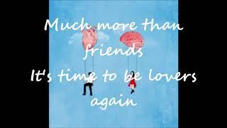 Michael McDonald ft Chaka Khan - Time To Be Lovers Instrumental