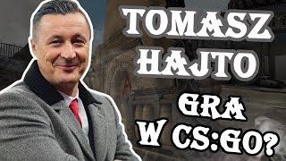 Tomasz Hajto gra w CS:GO? Troll w CS'ie 2017 Video