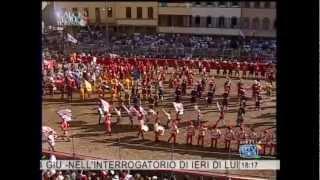 Finale Calcio Storico Fiorentino 2012 -  Bianchi-Azzurri 4-0