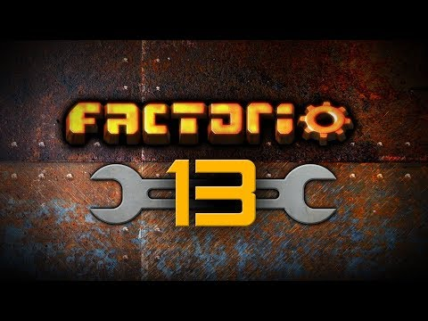 Factorio 13 - Oil & Power