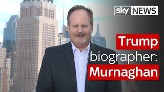 'TrumpNation' biography author Tim O'Brien: Murnaghan