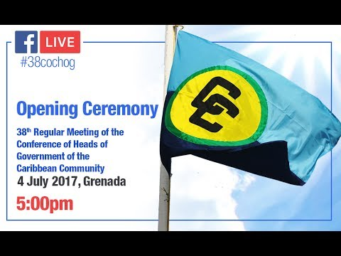 Opening Ceremony - 4th July 2017