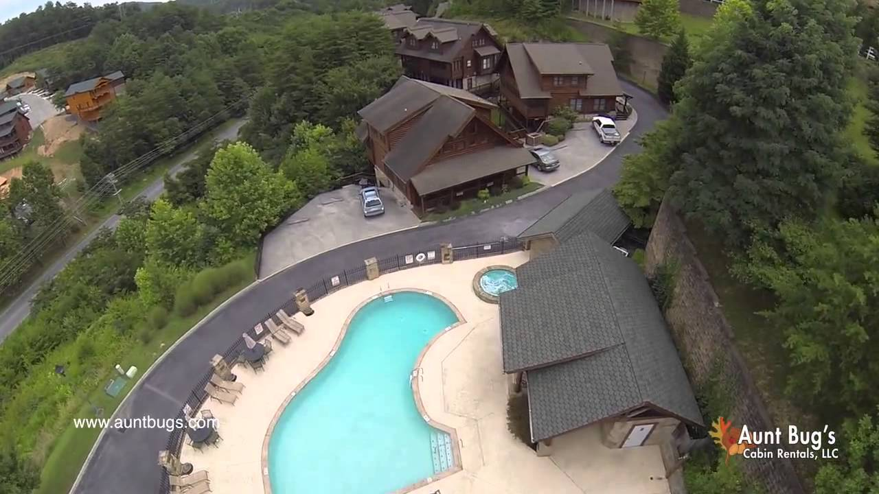 Aunt Bug S Cabin Rentals Gatlinburg Pigeon Forge Vacation Youtube