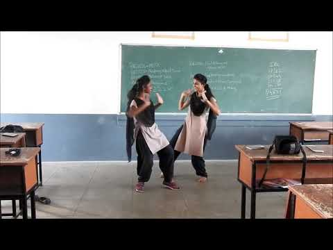 college girls dance performance telugu mass songs