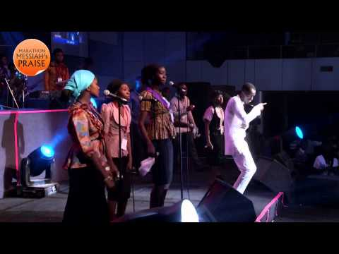 Dare Akinyemi (High Praise Part 1) | 72 Hours Marathon Messiah's Praise