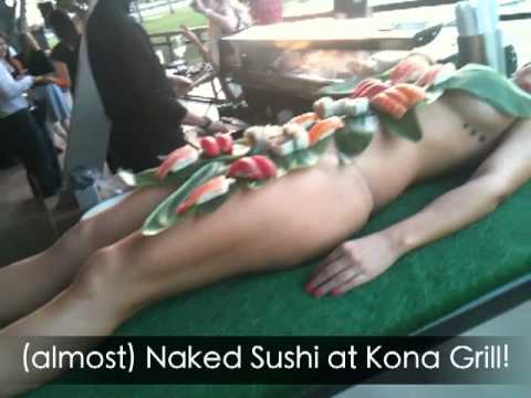 nude party grill japanese
