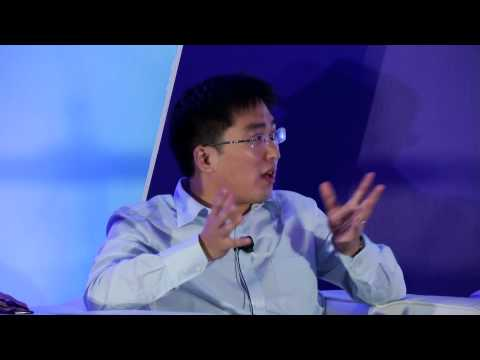 Innovfest Unbound 2015: East Meet West: How Companies Can Expand Globally
